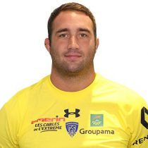 Alexandre Lapandry rugby player