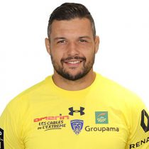 Damien Chouly rugby player