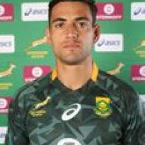 Chris Dry South Africa 7's