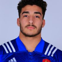 Sacha Zegueur rugby player