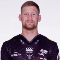 Robert du Preez rugby player