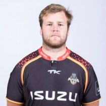 Tienie Burger rugby player