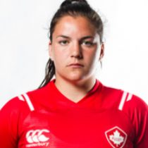 Veronica Harrigan rugby player