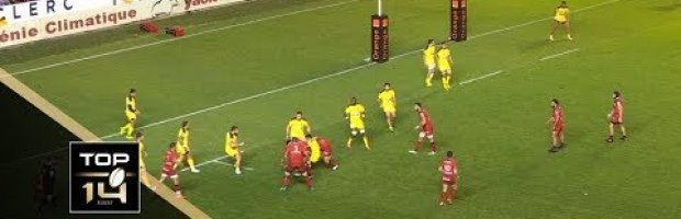 Top 14 Highlights: Toulon v Clermont