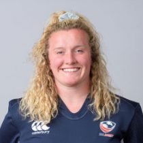 Catherine Benson rugby player
