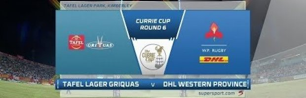 Currie Cup | Griquas v WP | Highlights