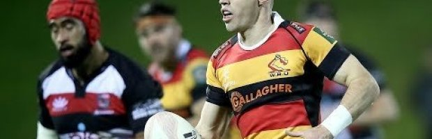 Mitre 10 Cup Round Three Highlights: Counties Manukau v Waikato