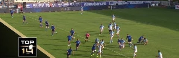 Top 14 Highlights: Bayonne vs Castres
