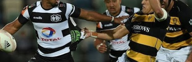 ROUND 7 HIGHLIGHTS: Hawke's Bay v Taranaki