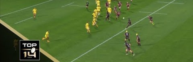 Top 14 Highlights: Clermont v Lyon