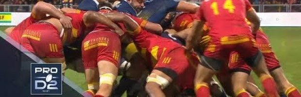 PROD2 Highlights: Nevers v Perpignan