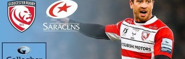 Premiership Highlights: Gloucester v Saracens