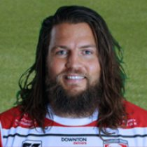 Josh Hohneck Gloucester Rugby