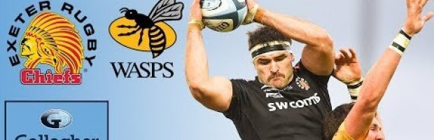 Premiership Highlights: Exeter Chiefs v Wasps