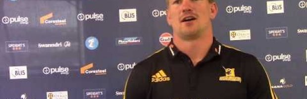 James Lentjes announced as Highlanders Captain