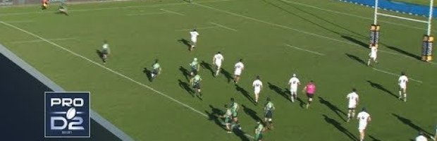 Pro D2 Highlights: Montauban vs Colomiers