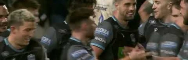 Highlights | Sale Sharks 7-45 Glasgow Warriors