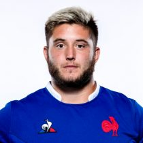Cyril Baille rugby player