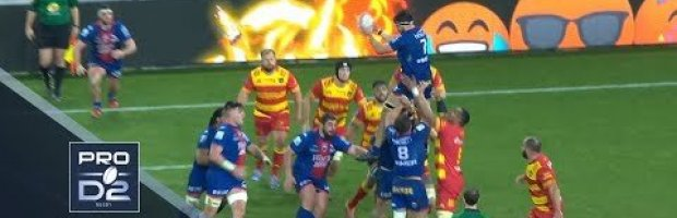 Pro D2 Highlights: Grenoble vs Perpignan