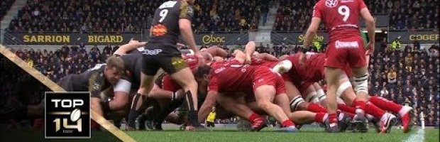 Top 14 Highlights: La Rochelle vs Toulon