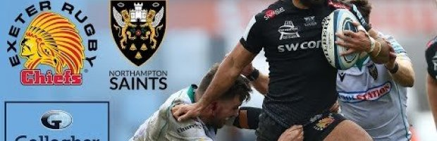 Premiership Rugby Highlights: Exeter v Northampton