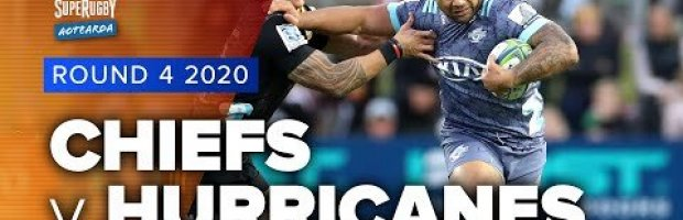 Super Rugby Aotearoa Rd 4 Highlights | Chiefs v Hurricanes