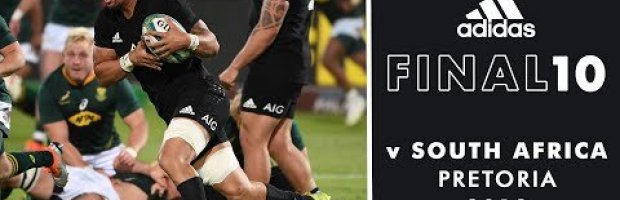 The Final 10: All Blacks v South Africa (2018)