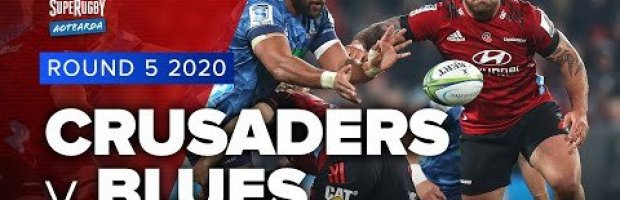 Super Rugby Aotearoa Rd 5 Highlights | Crusaders v Blues