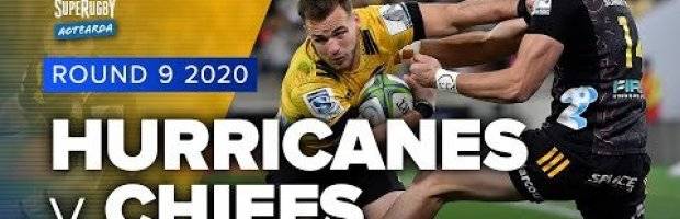 Super Rugby Aotearoa | Hurricanes v Chiefs - Rd 9 Highlights