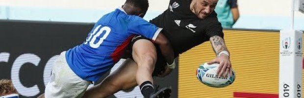 Top 10 New Zealand Tries | Rugby World Cup 2019