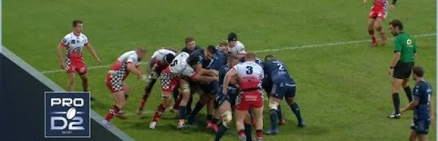 PRO D2 HIGHLIGHTS: Vannes Vs Valence Romans