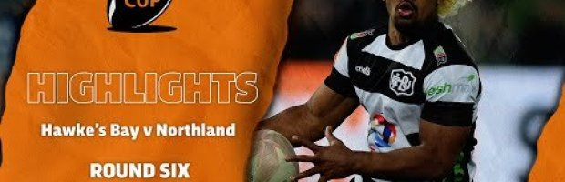 RD 6 HIGHLIGHTS | Hawke's Bay v Northland (Mitre 10 Cup 2020)