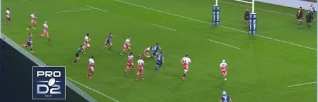 PRO D2 Round 6 Highlights: Grenoble Vs Valence Romans