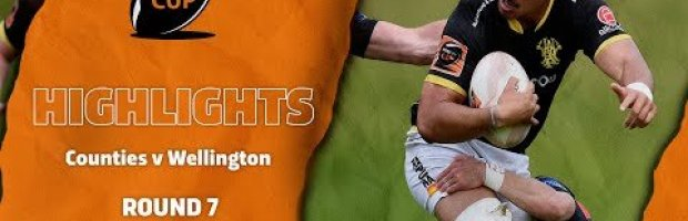 Mitre 10 Cup RD 7 Highlights: Counties Manukau v Wellington