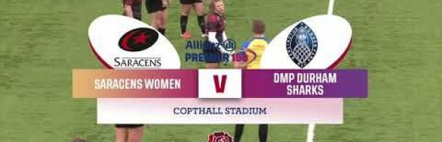 Saracens post big win against DMP Durham Sharks | Round 3 highli