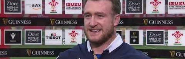 Hogg reflects on Scotland's first away win over Wales in 18 year