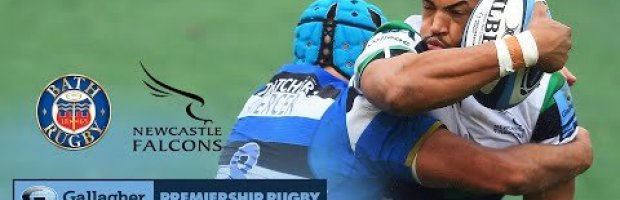 VIDEO HIGHLIGHTS: Bath Rugby v Newcastle Falcons