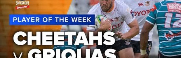 VIDEO HIGHLIGHTS: Cheetahs v Griquas