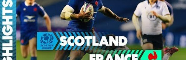 Scotland 15 - 22 France | Vakatawa Brilliance Proves the Differe