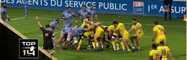 TOP 14 HIGHLIGHTS: Castres Olympique Vs Clermont Auvergne