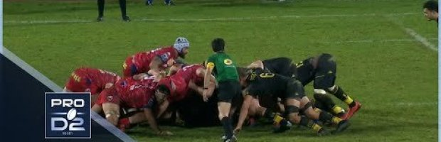 PRO D2 HIGHLIGHTS: Carcassonne Vs Grenoble