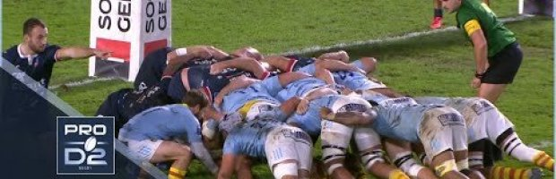 PRO D2 HIGHLIGHTS: Perpignan Vs Aurillac