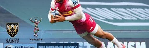 Premiership Highlights: Northampton v Harlequins