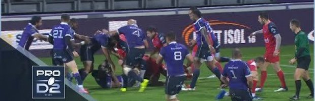 VIDEO HIGHLIGHTS: Soyaux Angoulême v Aurillac