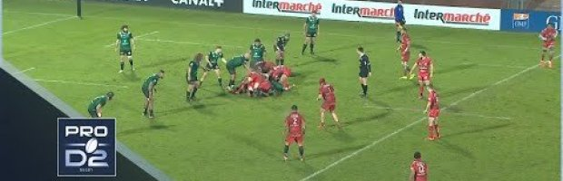 PRO D2 Round 16 Highlights: US Montauban vs Oyonnax Rugby