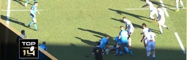 TOP 14 HIGHLIGHTS: Montpellier vs Castres Olympique