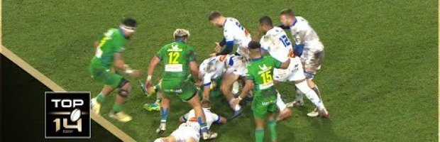 TOP 14 HIGHLIGHTS: Clermont vs Castres