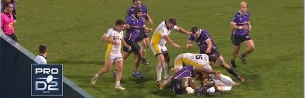 PRO D2 HIGHLIGHTS: Soyaux Angoulême Vs USON Nevers