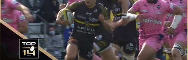 VIDEO HIGHLIGHTS: La Rochelle v Stade Francais