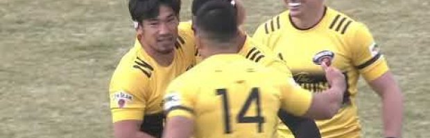Top League Highlights: Honda Heat Vs Suntory Sungoliath